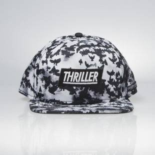 Czapka Cayler & Sons BLACK LABEL BL Thriller Cap white / black