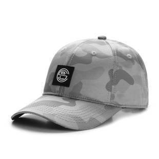 Czapka Cayler & Sons BLACK LABEL CSBL Millennivm Curved Cap stone camo / black / white  CSBL-HD16-CRVD-01