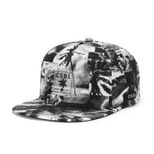 Czapka Cayler & Sons BLACK LABEL snapback CSBL Epic Storm Cap black