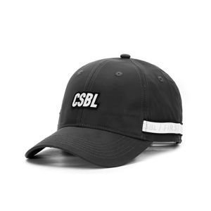 Czapka Cayler & Sons Black Label First Division Curved Cap black