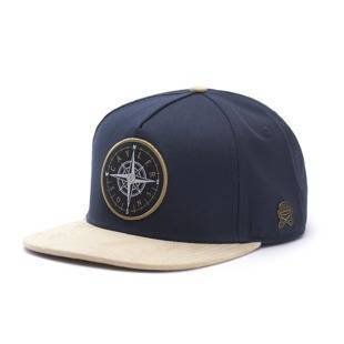 Czapka Cayler & Sons C&S CL Navigating Snapback Cap navy