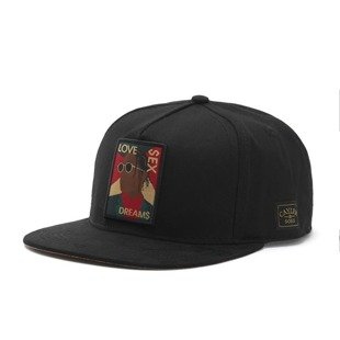 Czapka Cayler & Sons C&S WL Dreams Snapback Cap black