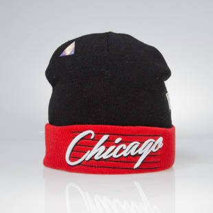 Czapka Cayler & Sons Horns Summer Beanie black / red / white CAY-SS14-BN-02
