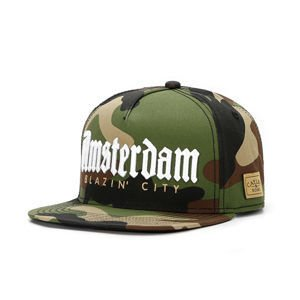 Czapka Cayler & Sons White Label Amsterdam Cap multicolor