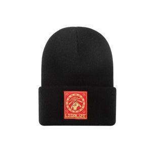 Czapka Cayler & Sons White Label Propaganda Old School Beanie black