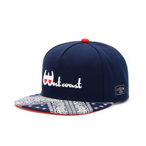Czapka Cayler & Sons White Label Westcoast Cap navy