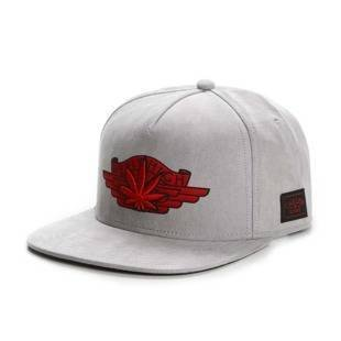 Czapka Cayler & Sons snapback WL Fly High Cap grey