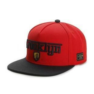 Czapka Cayler & Sons snapback WL Speed Cap red