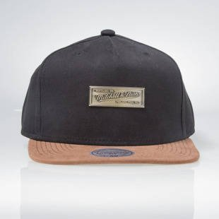 Czapka Mitchell & Ness snapback Logo M&N black EU288 Supply