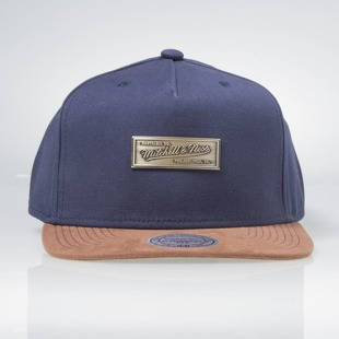 Czapka Mitchell & Ness snapback Logo M&N navy EU288 Supply