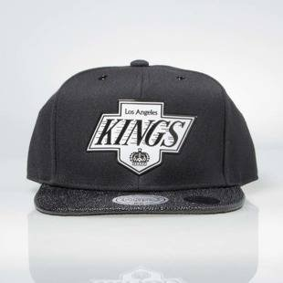 Czapka Mitchell & Ness snapback Los Angeles Kings black INTL042 Ultimate