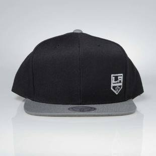 Czapka Mitchell & Ness snapback Los Angeles Kings black Little Logo