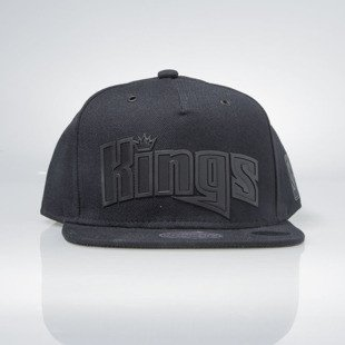 Czapka Mitchell & Ness snapback Los Angeles Kings black SUPERIOR EU778