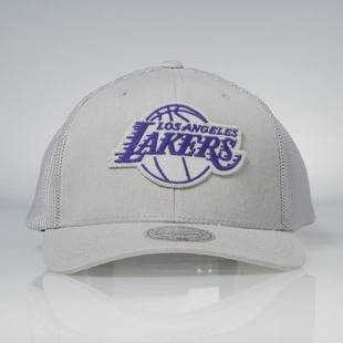 Czapka Mitchell & Ness snapback Los Angeles Lakers stone Washout 110 Flexfit