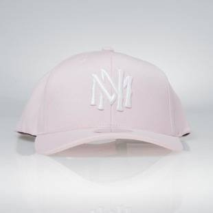 Czapka Mitchell & Ness snapback M&N Logo pink Team Logo High Crown Flexfit 110
