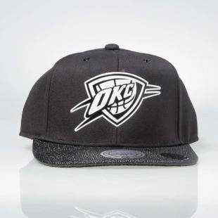 Czapka Mitchell & Ness snapback Oklahoma City Thunder black INTL042 Ultimate