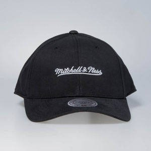 Czapka Mitchell & Ness snapback Own Brand black Flexfit 110 Low Pro