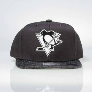 Czapka Mitchell & Ness snapback Pittsburgh Penguins black INTL042 Ultimate