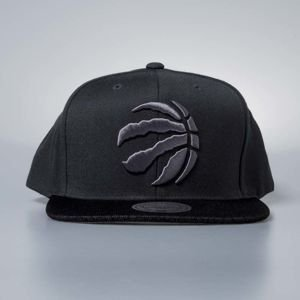 Czapka Mitchell & Ness snapback Toronto Raptors charcoal Hologram Mesh Stop On A Dime