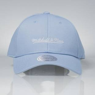Czapka Mitchell & Ness strapback M&N Own Brand blue Team Logo Low Pro