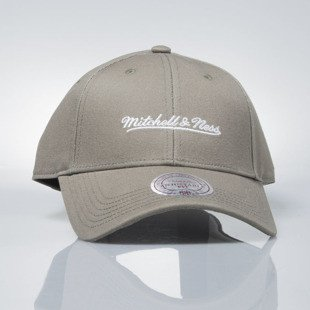 Czapka Mitchell & Ness strapback M&N Own Brand olive Team Logo Low Pro