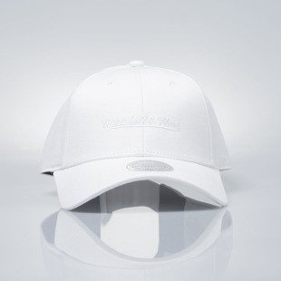 Czapka Mitchell & Ness strapback M&N Own Brand white Team Logo Low Pro