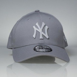 Czapka New Era cap New York Yankess 3930 League Classic grey / white