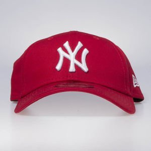 Czapka New Era strapback New York Yankess 940 League Basic red