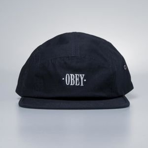 Czapka Obey Perspective 5 Panel Cap navy