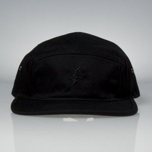 Czapka Pogo Logo 5Panel Cap black
