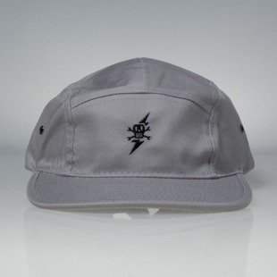 Czapka Pogo Logo 5Panel Cap grey