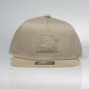 Czapka Starter BLACK LABEL Highlight Snapback stone