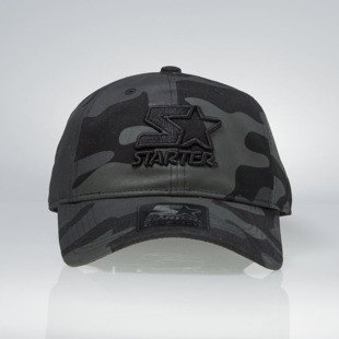 Czapka Starter strapback Issue Pitcher noircam / black ST-1241