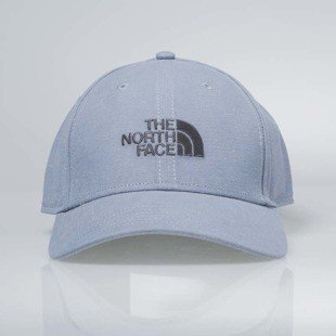 Czapka The North Face strapback 66 Classic Hat mid grey T0CF8CV3T