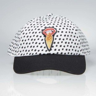 Czapka strapback Vans x Kendra Court Side Hat I Scream VN0A34DUM8X