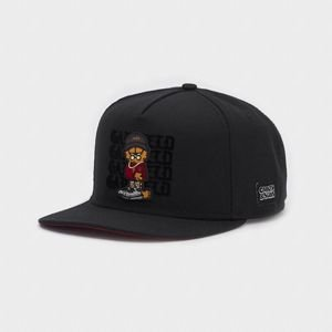 Czapka z daszkiem Cayler & Sons snapback WL Merch Garfield black / maroon