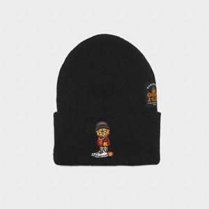 Czapka zimowa Cayler and Sons WL Merch Garfield Old School Beanie black / mc