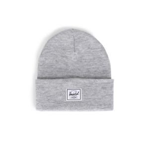Czapka zimowa Herschel Elmer Beanie heathered light grey 1065-0478