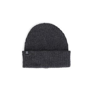 Czapka zimowa Herschel Quartz Beanie charcoal Donegal Collection 1003-0457