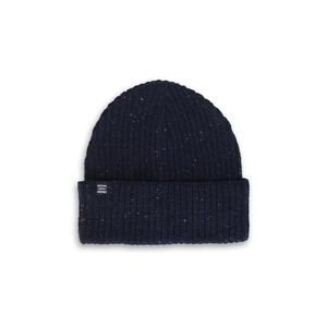 Czapka zimowa Herschel Quartz Beanie navy Donegal Collection 1003-0538