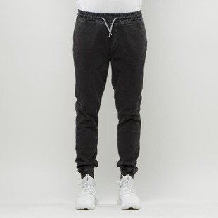 Diamante Wear spodnie Jogger Jeans marble black