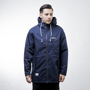 Elade kurtka Parka Elade Co. navy blue