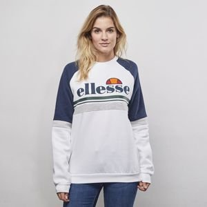 Ellesse bluza crewneck WMNS Sesamo Crew Sweat optic white