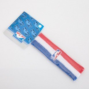 FBF frotka headband NBA red/white/royal (460)