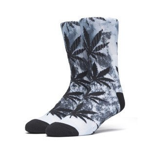 HUF skarpety Digital Pl Himilayan Crew Sock white / grey