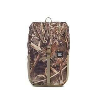 Herschel plecak Barlow Medium real tree 10270-01454