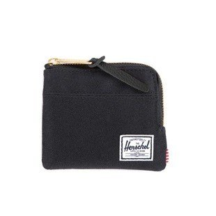 Herschel portfel Johnny Wallet black 10094-00001