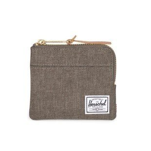 Herschel portfel Johnny Wallet canteen crosshatch 10094-01247