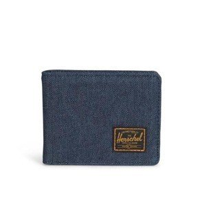 Herschel portfel wallet Hank dark denim (10049-01183)