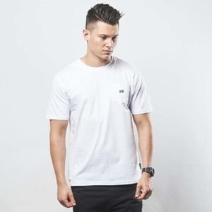 IAM. koszulka Pocket T-shirt white